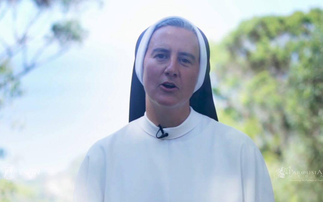 'Every Day God Speaks to Us' – Sr Mary Rachel Capets OP
