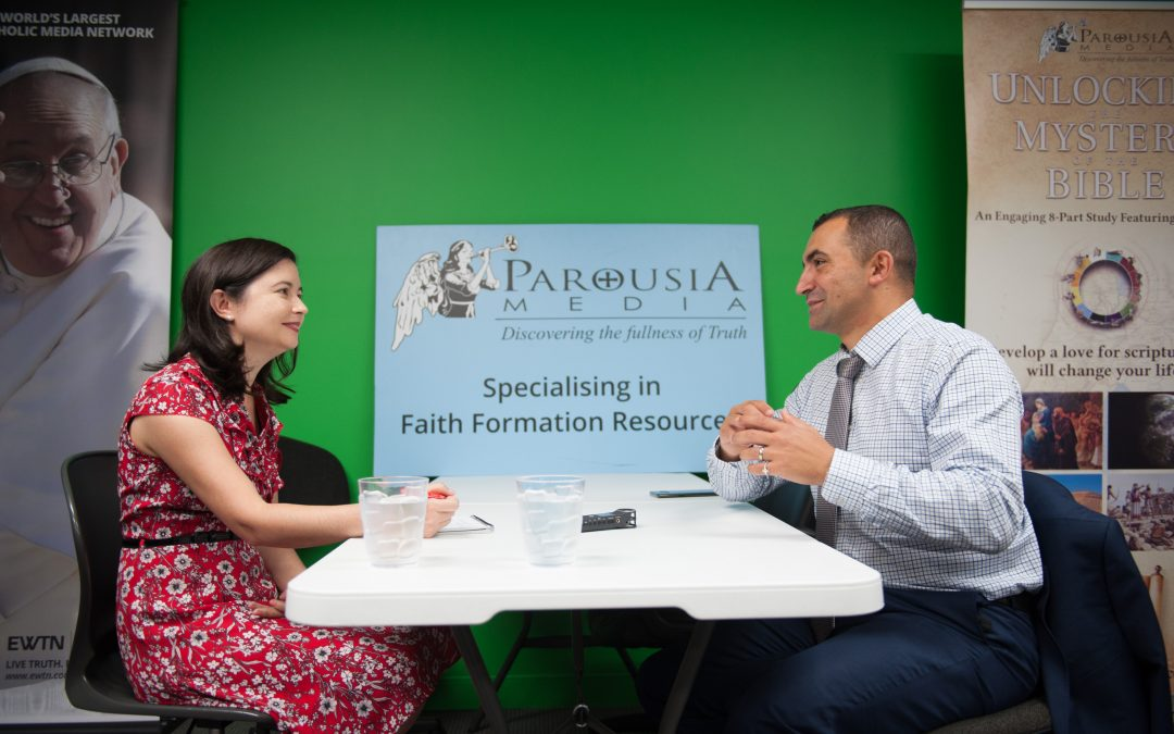 Parousia Media Founder Credits Providence, Partnership, and 'Hunger for God' for its Success