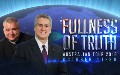 The Fullness of Truth Tour with Tim Staples & Fr. Larry Richards (Oct 11-20, 2018)