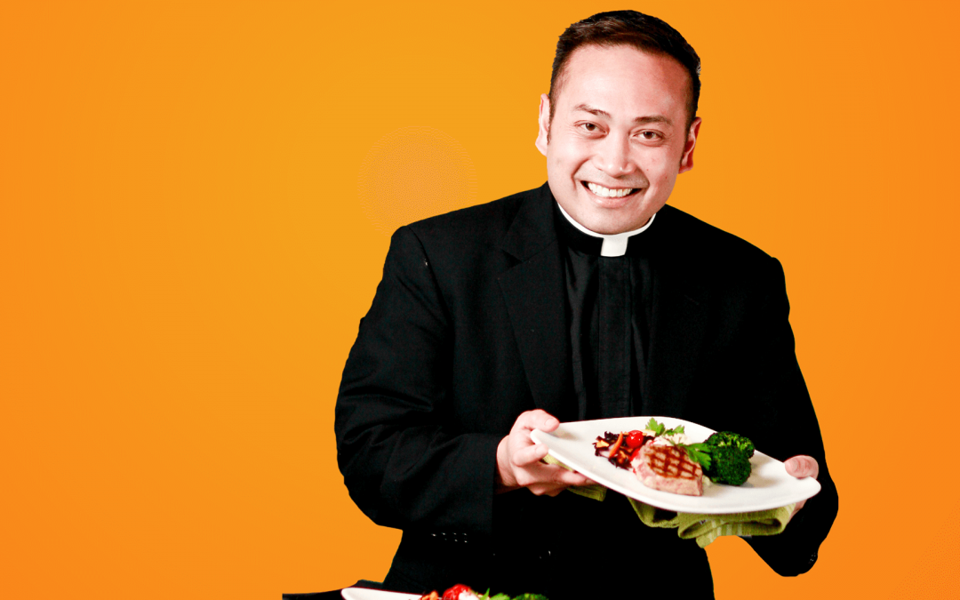 Eat Your Way to Heaven: Fr Leo Patalinghug's 2018 Australian Tour
