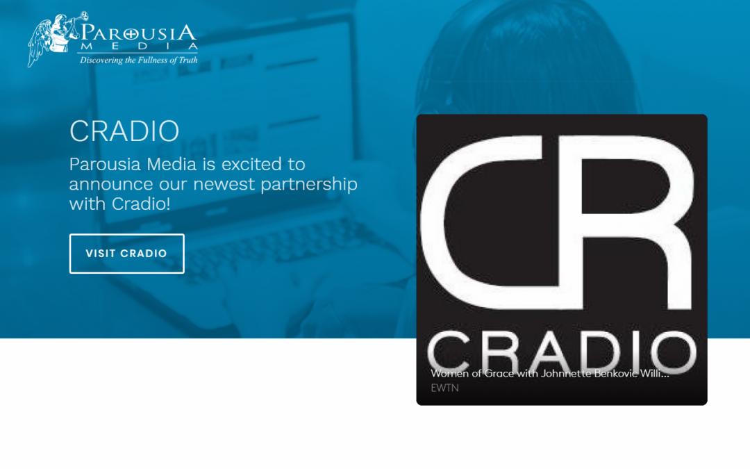 CRADIO   New Media, New Evangelization