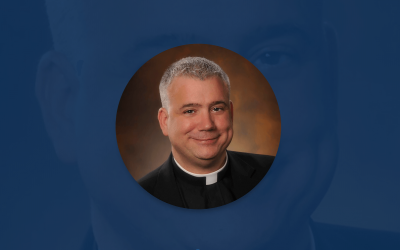 Fr Larry Richards, Founder and President of 'The Reason for our Hope Foundation'