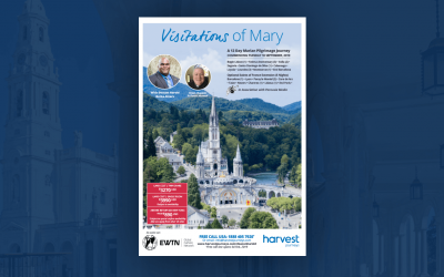 Visitations of Mary: 12 Day Pilgrimage with Parousia Media in September