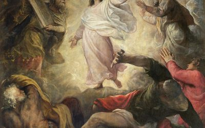Recapitulative History and the Transfiguration | Jeff Cavins