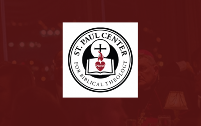 St Paul Center for Biblical Theology