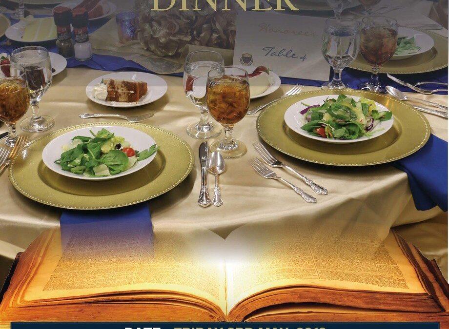 Annual Fundraising Dinner 2019