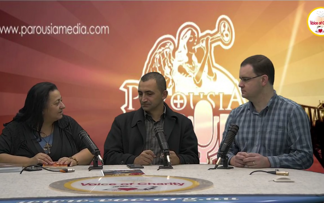 The Parousia Hour: With Charbel, Mark, and Salwa