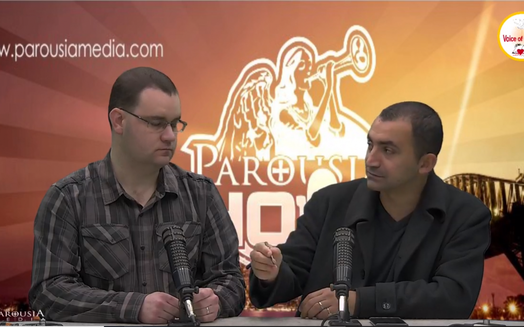 The Parousia Hour with Charbel Raish & Mark Griffin