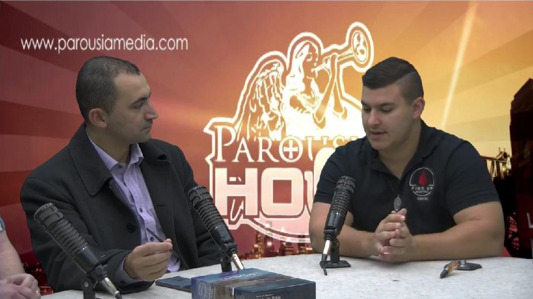 The Parousia Hour: With Simon Carrington