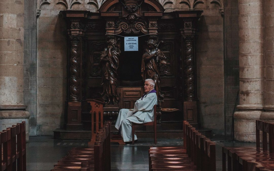 The Narrow Gate: The First Priest I Ever Knew