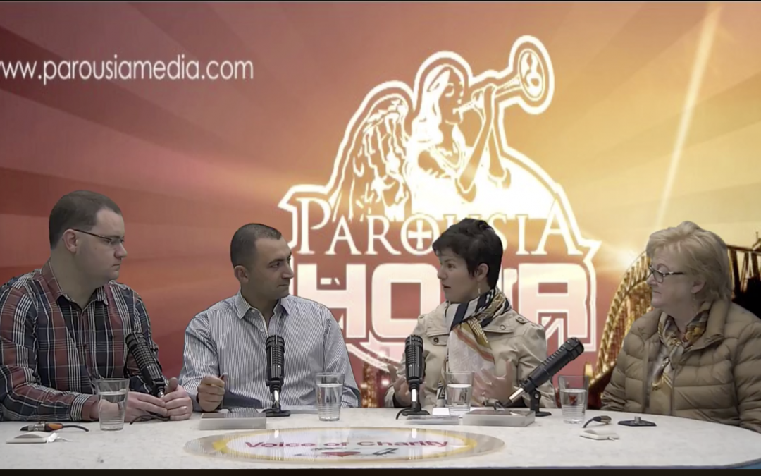 The Parousia Hour:Cate Kensey and Celie Smith