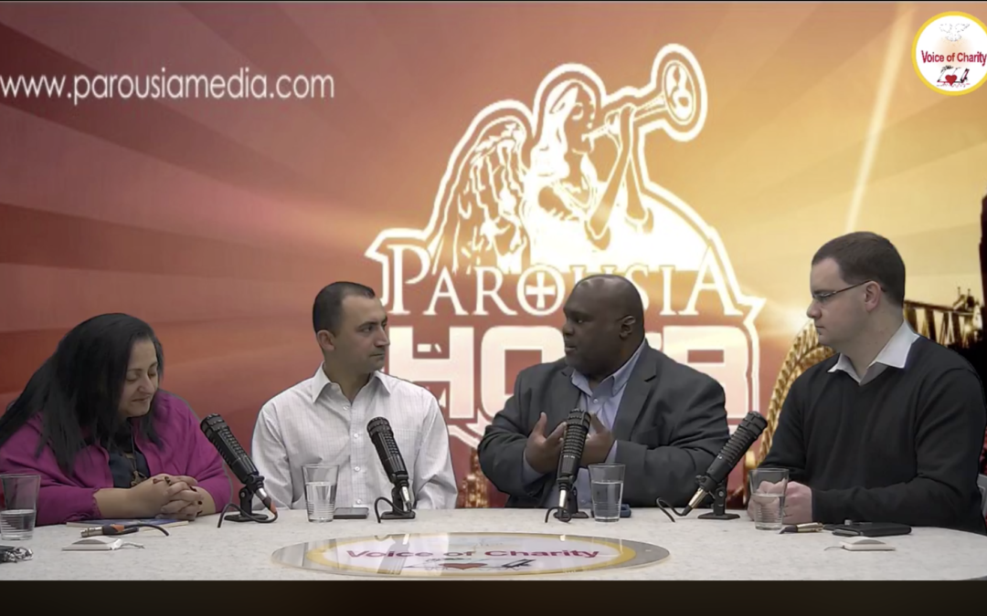The Parousia Hour: Special Guest The Dynamic Deacon Harold Burke-Sivers
