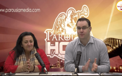 The Parousia Hour – Special Guest Karlo Broussard