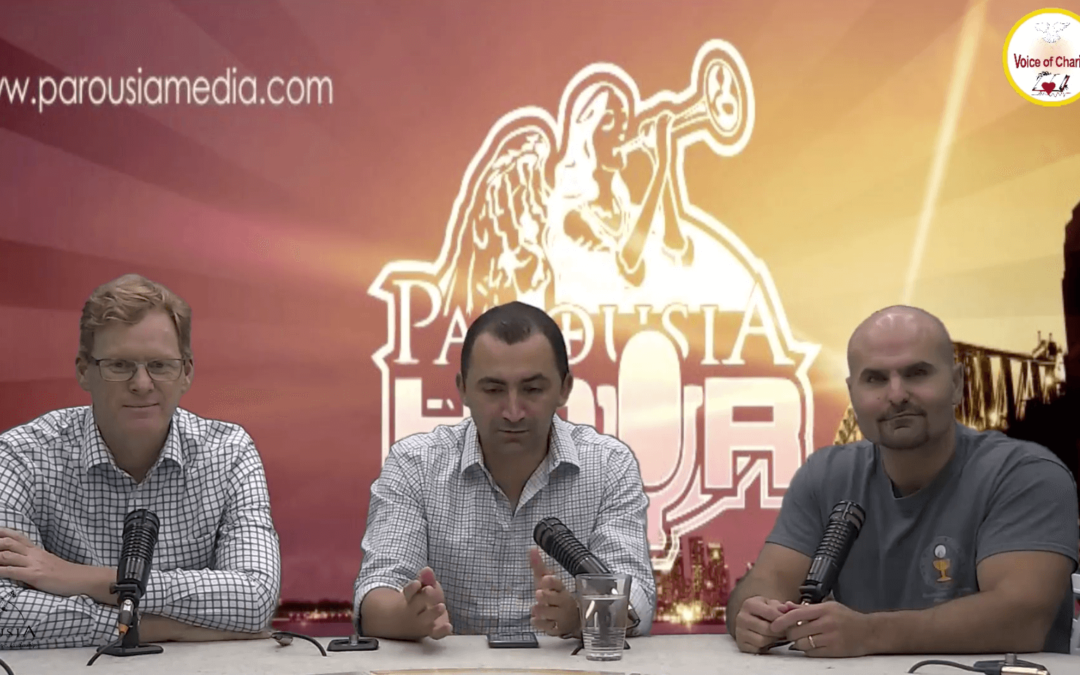 The Parousia Hour: Special Guest Catholic Answers' Karlo Broussard
