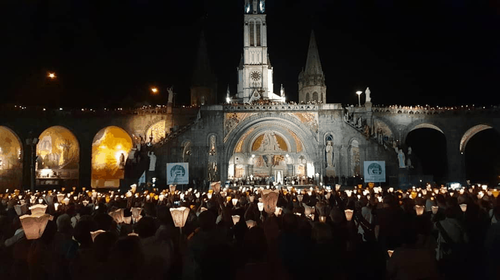 The Narrow Gate:Pilgrimage Part 3 – Lourdes