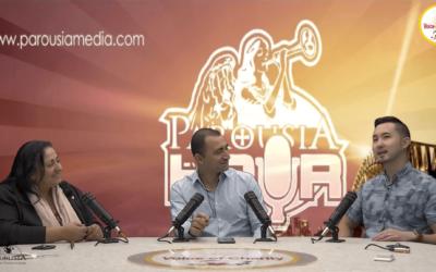 The Parousia Hour:  Special Guest Paul J Kim
