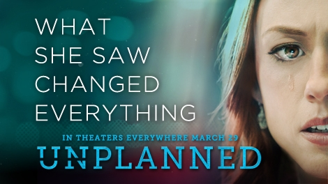 Coming in November: 'Unplanned' available for download & streaming!