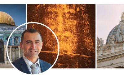 How Islam Led Me Back To Christ – book launch and talk by Charbel Raish in Punchbowl, Wednesday 18th March