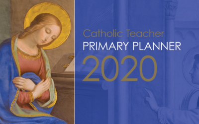 The Narrow Gate: Featured Product – Catholic Teacher Planners
