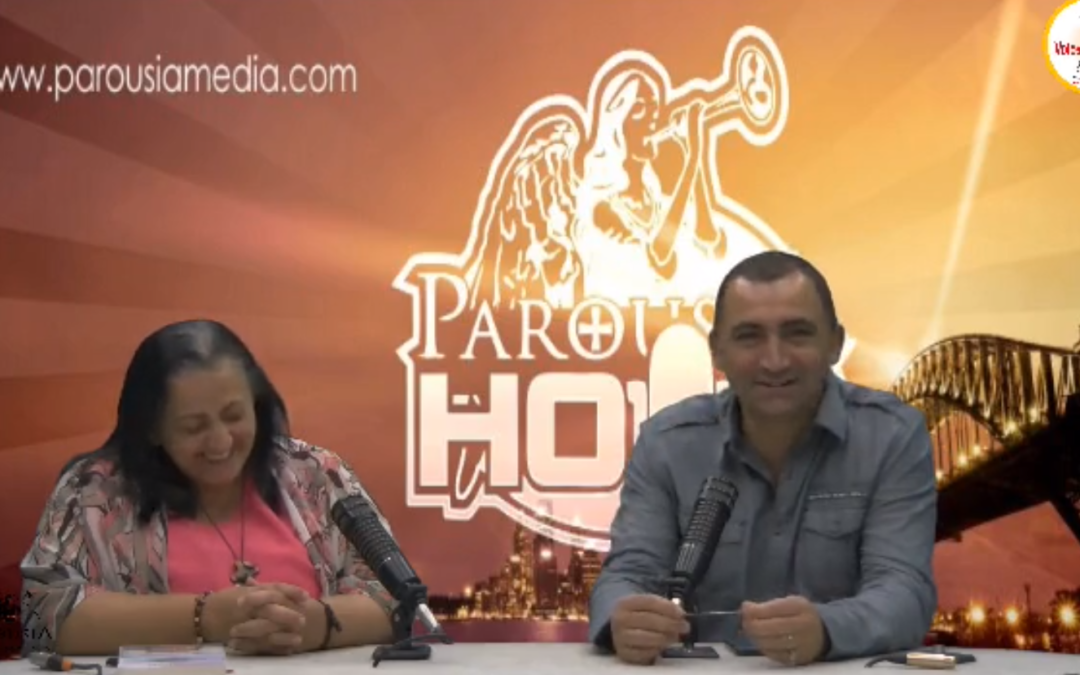 The Parousia Hour: with Salwa and Charbel