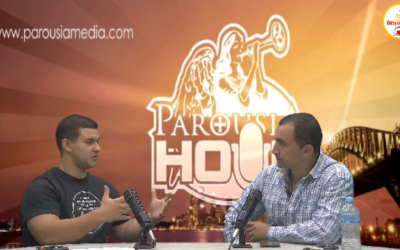 The Parousia Hour: with Simon Carrington