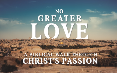 The Narrow Gate: Featured Resource – 'No Greater Love'