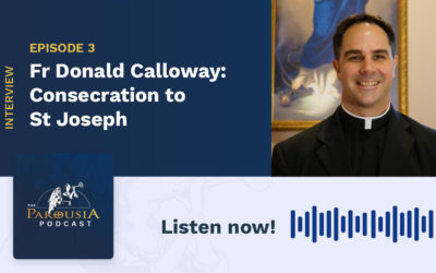 Fr Donald Calloway – Consecration to St Joseph