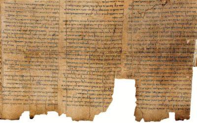 The Narrow Gate: The Dead Sea Scrolls and the Catholic Faith – Dr John Bergsma
