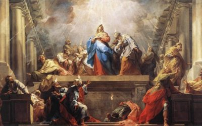 The Narrow Gate: Pentecost – Mary and the Other Body of Christ by Steve Ray