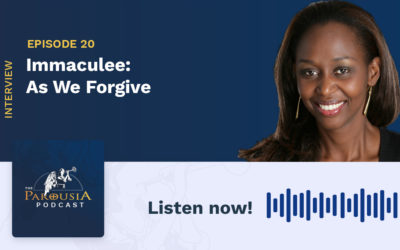 Immaculee: As We Forgive