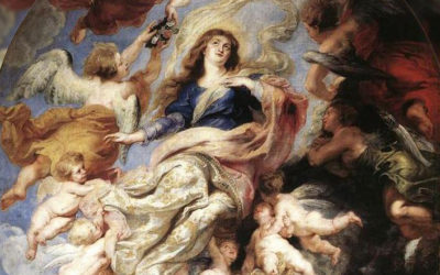 Mary, Assumed into Heaven as the Queen