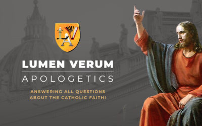 Lumen Verum Apologetics – October 2020