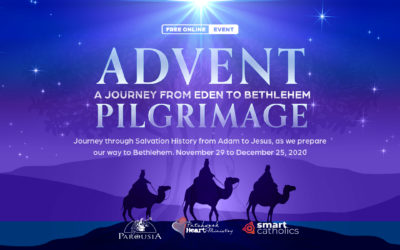 The Advent Pilgrimage: A Journey from Eden to Bethlehem