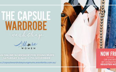 All.u.re Women: The Capsule Wardrobe Workshop for Young Mums