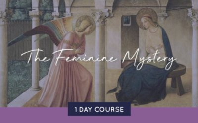 The Feminine Mystery – Becoming the Woman You Were Created to Be