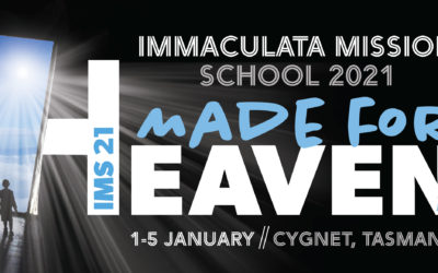 Immaculata Mission School 2021 – Made For heaven