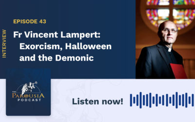 Fr Vincent Lampert: Exorcism, Halloween and the Demonic