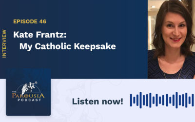 Kate Frantz: My Catholic Keepsake