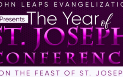 The Year of St. Joseph Online Conference on the Feast of St. Joseph