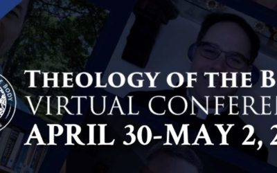 2nd Annual Theology of the Body Virtual Conference – FREE – 30 April to 2 May – 2021