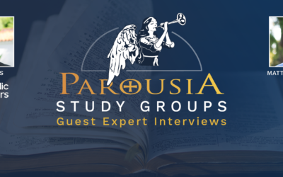 Tim Staples: Predestination – Guest Expert Interview for Parousia Study Groups – 17 June 2021