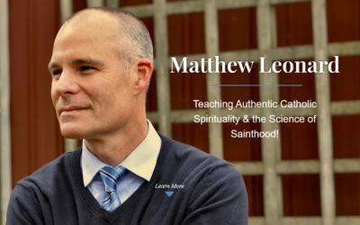 """Matthew S. Leonard – A Parousia World """"Meet and Greet + Q&A"""" – 10 June 2021"""