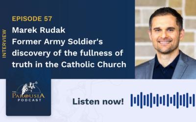 Marek Rudak: US Soldier Finds the Church