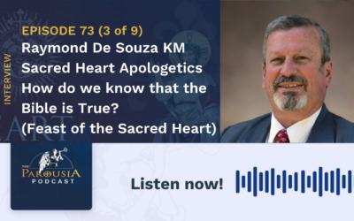 Raymond De Souza: Sacred Heart Episode Three