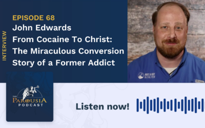 John Edwards: From Cocaine to Christ