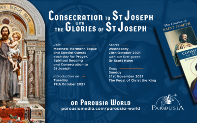 33 Day Preparation for Consecration to St Joseph with The Glories of St Joseph