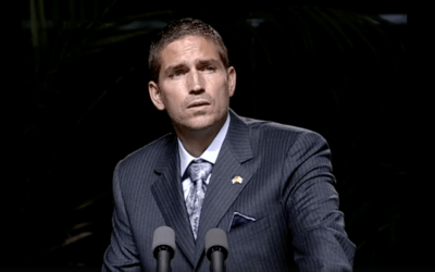 How Jim Caviezel's life was forever changed by Father Peyton and the Rosary